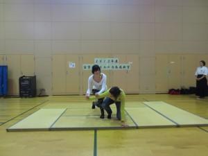 留学生のための合気道教室3