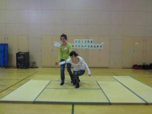 留学生のための合気道教室4