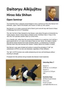 Iida poster